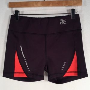 CRIVIT PRO | Running Shorts Blk/Red Sz S
